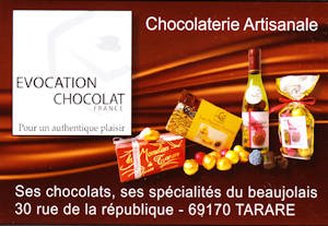 Chocolaterie Artisanale