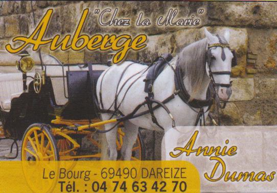 Auberge Chez la Marie