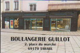 Boulangerie Guillot