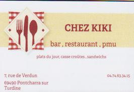 Chez KIKI