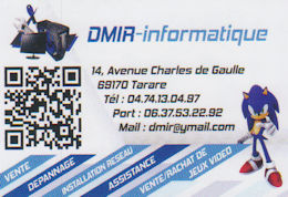 DMIR informatique