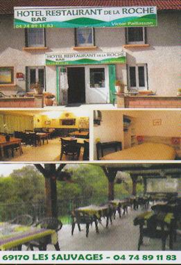 Hotel Restaurant La Roche