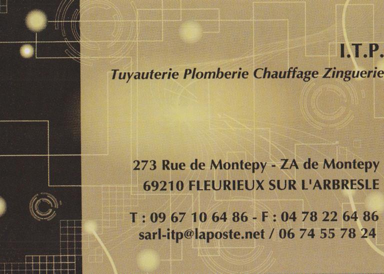 ITP Plomberie