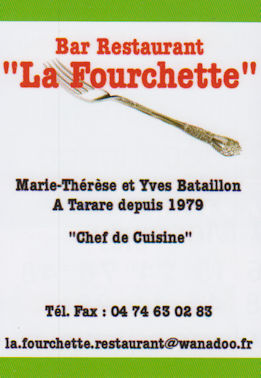 La Fourcette
