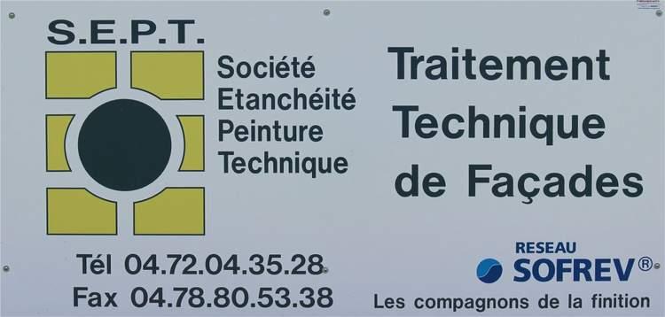 S.E.P.T. (Société Etanchéité Peintures Techniques)