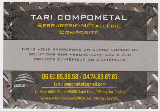 Tari Compometal