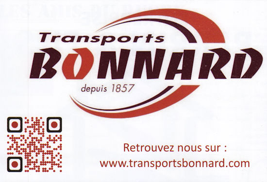 Transport BONNARD