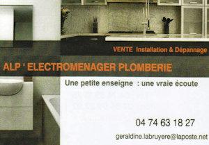ALP Electromenager