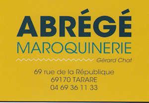 Abrege maroquinerie