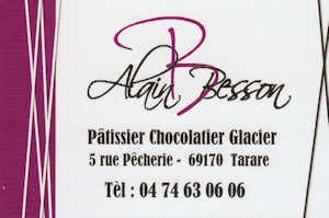 Alain Besson Patisserie
