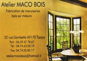 Atelier Maco Bois