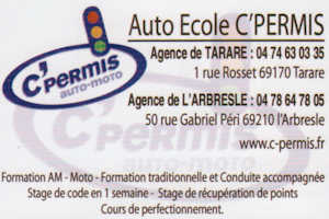 AutoEcole C permis