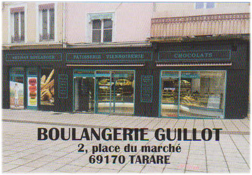 Boulanferie GUILLOT