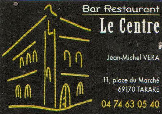 Br Restaurant Le Centre