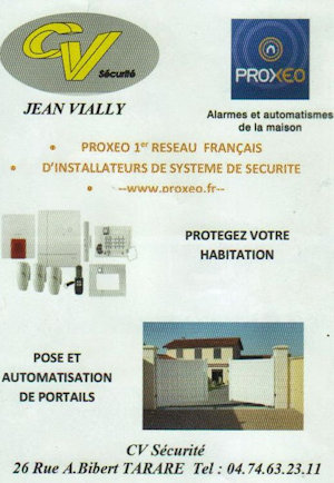 CV Securite Vially