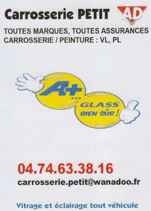 Carrosserie PETIT