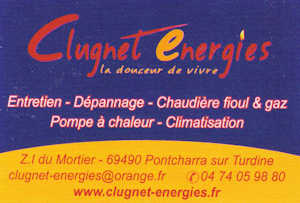 Clunet energie