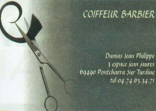 Coiffeur Barbier Dumas JF
