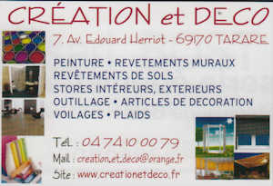 Creation et Deco