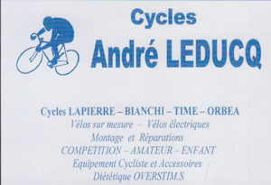 Cycles Andre LEDUCQ