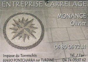 Entreprise Carrelages Monance