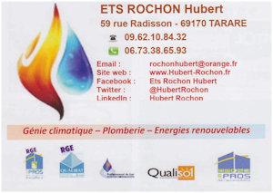 Ets ROCHON Hubert