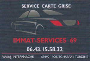 Immat service 69
