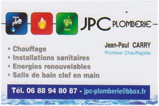 JPC Plomnerie