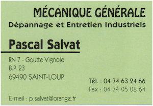 Mecanique generale Pascal Salvat