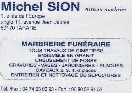 Michel Sion