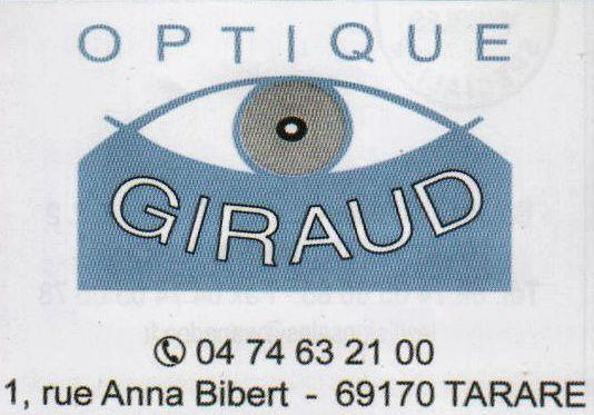 Optique GIURAUD