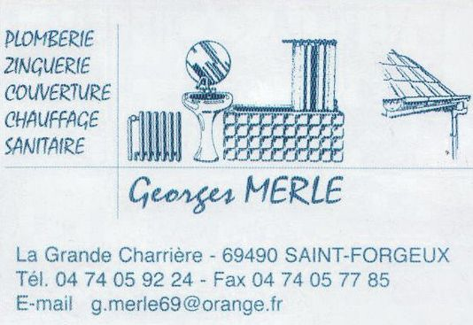 PLomberie George MERLE