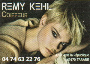 Remy KEHL Coiffeur
