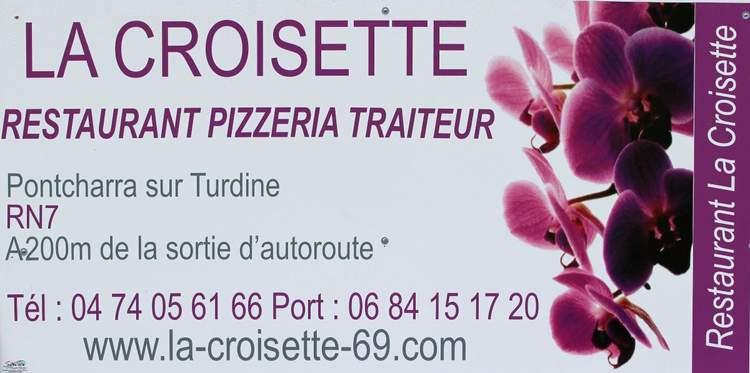 Restauarant La Croisette