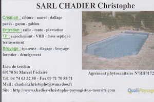 SARL CHADIER Chrustophe