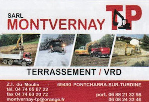 SARL Montvernay