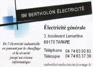 SM Bertholon Electricite