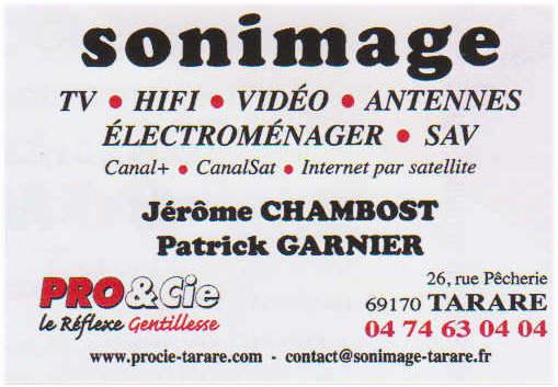 Sonimage