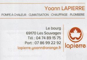 Yoann LAPIERRE