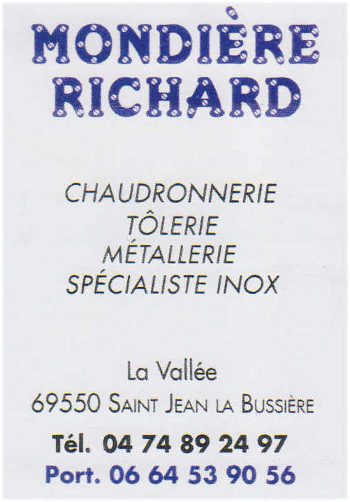 mondiere richard