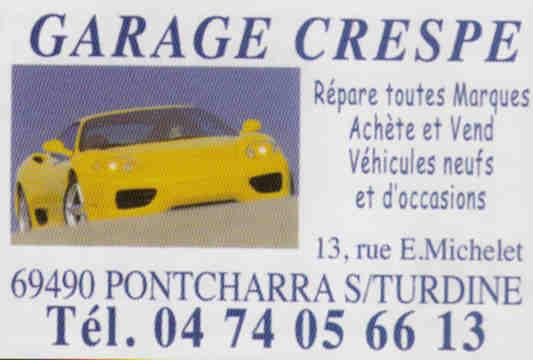 Garage Crespe