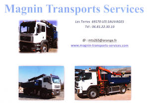 Magnin Transports Services