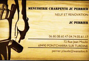 Menuiserie Charpente JC PERRIER
