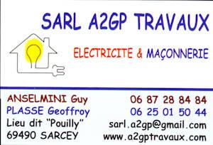 Sarl A2GP travaux