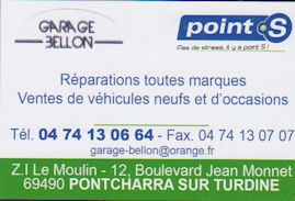 Garage Bellon