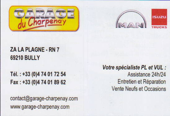 Garage Charpenay