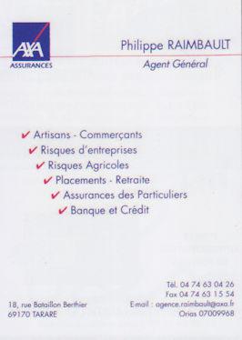 AXA Raimbault