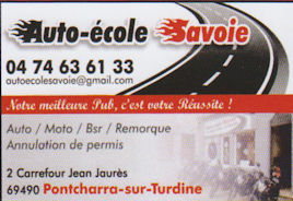 Auto-Ecole Savoie