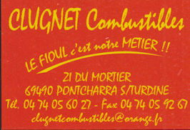 Clugnet combustibles