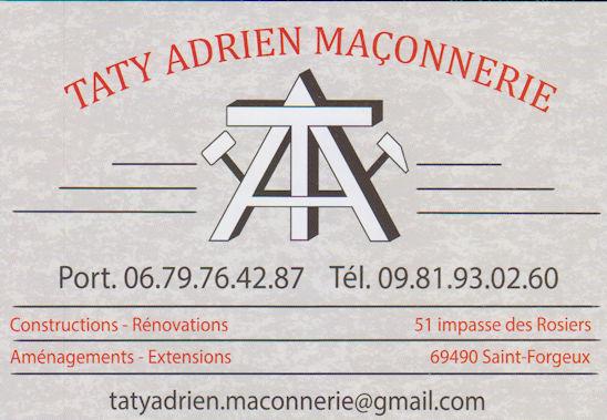 Taty Maconnerie